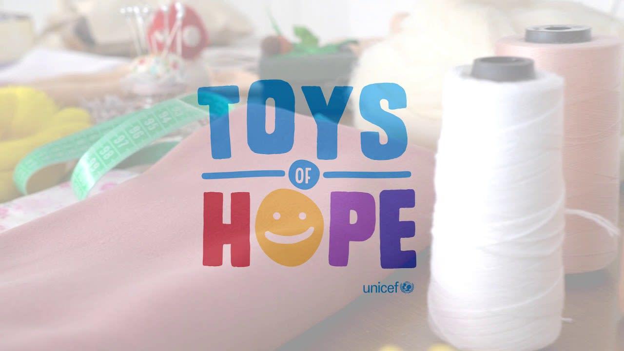 Unicef - Toys of Hope