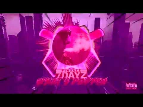 "Fingazz 7 Days LP - ""What's Poppin"""