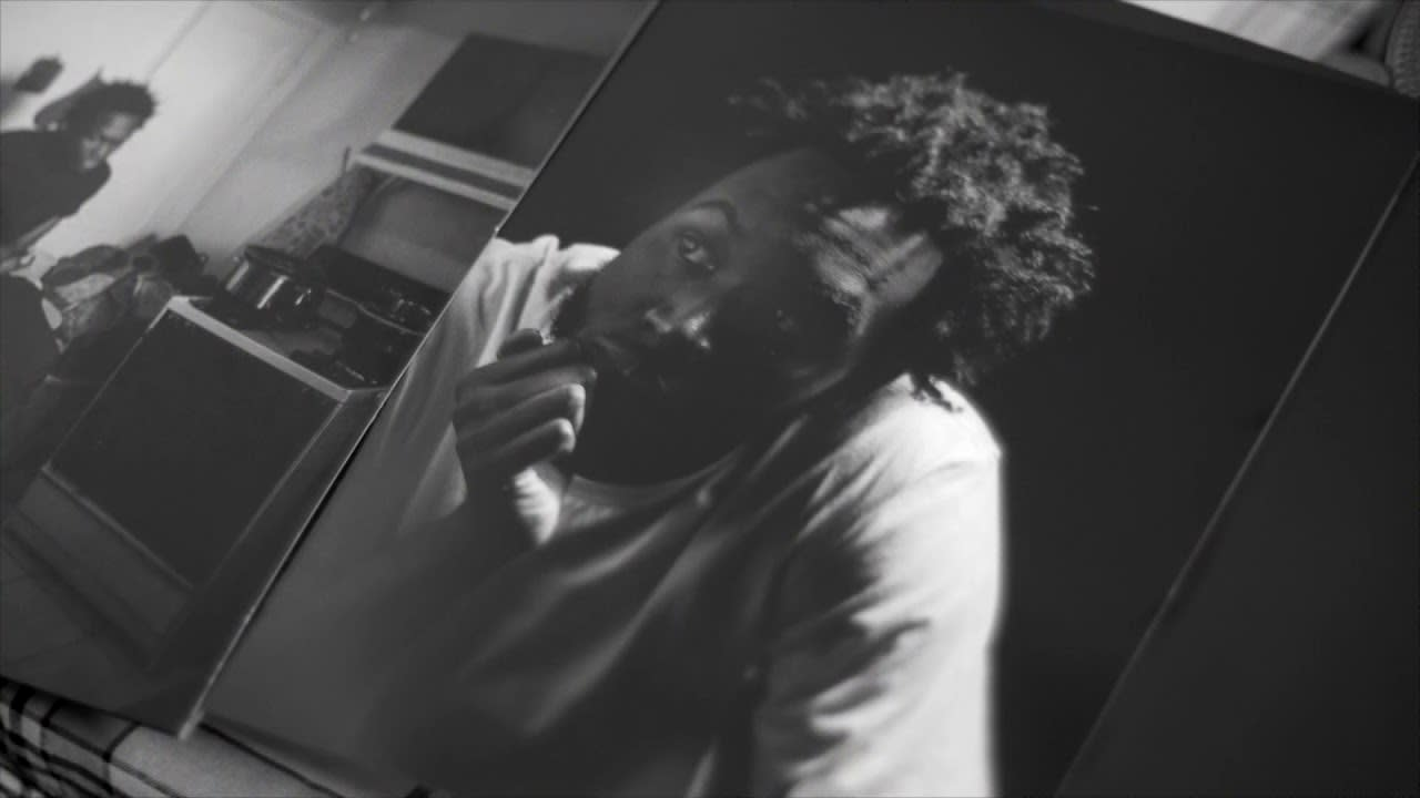 Vinyl Me, Please unboxing video for Saba's 'Care For Me'