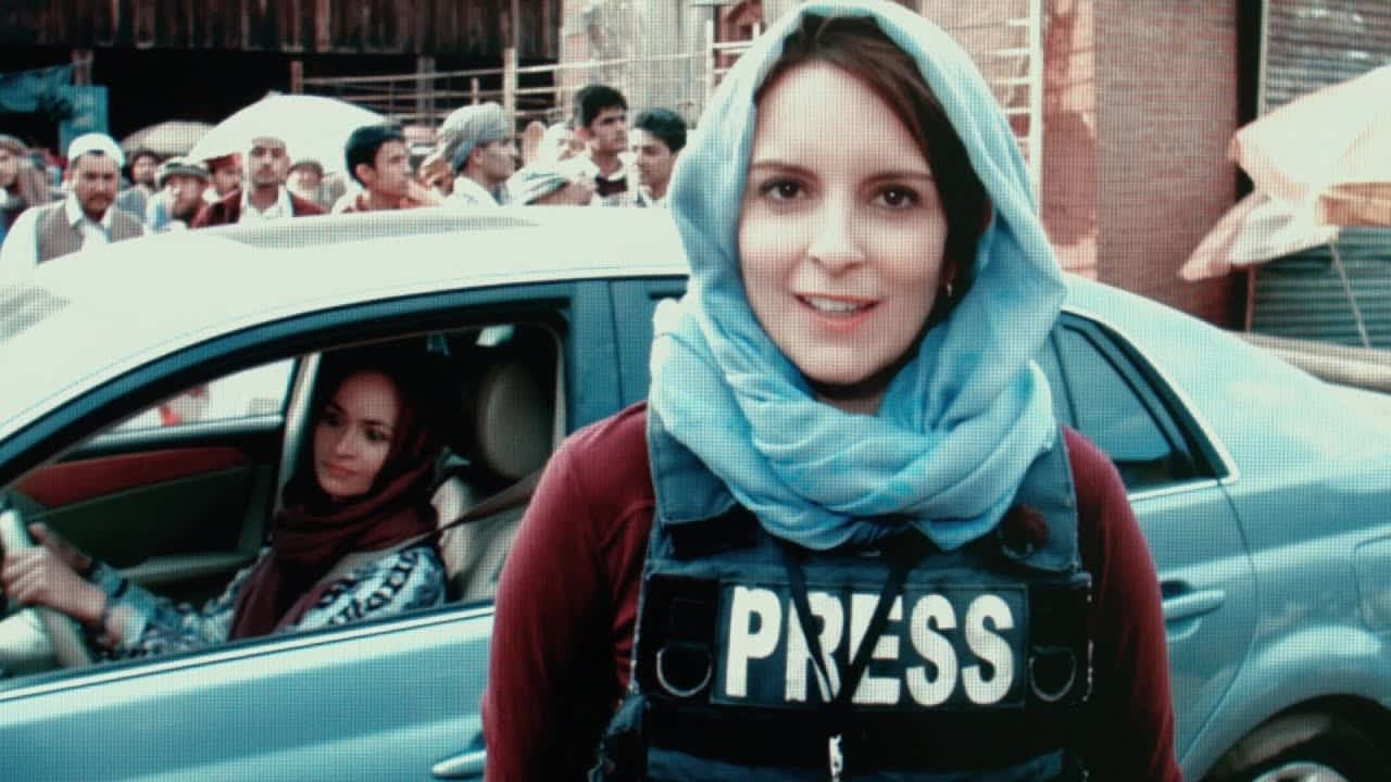 Whiskey Tango Foxtrot (Feature Film)