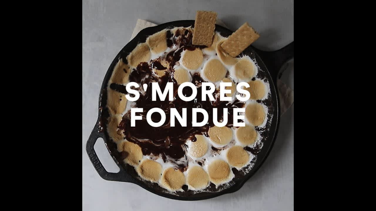 S'mores Fondue