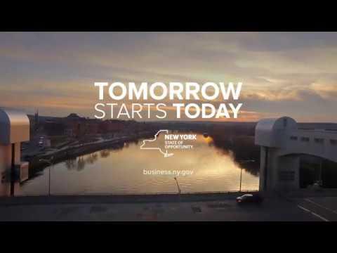 New York - Tomorrow Starts Today