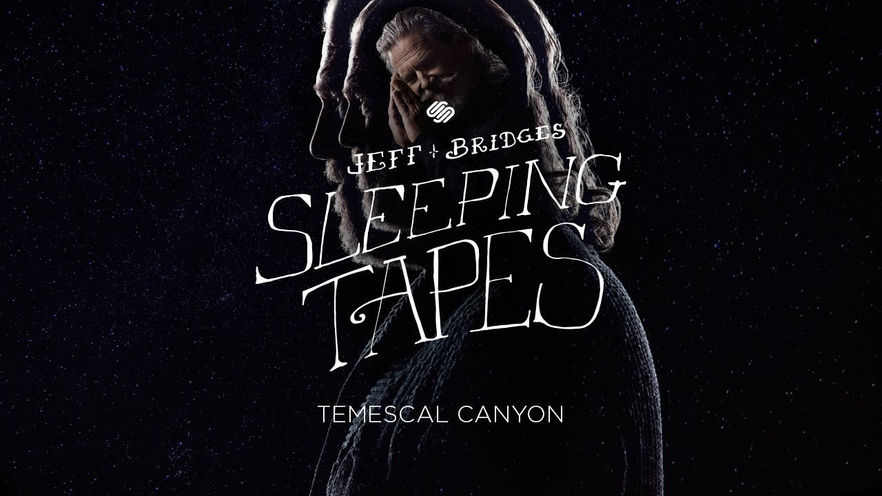 Squarespace - Jeff Bridges Sleeping Tapes