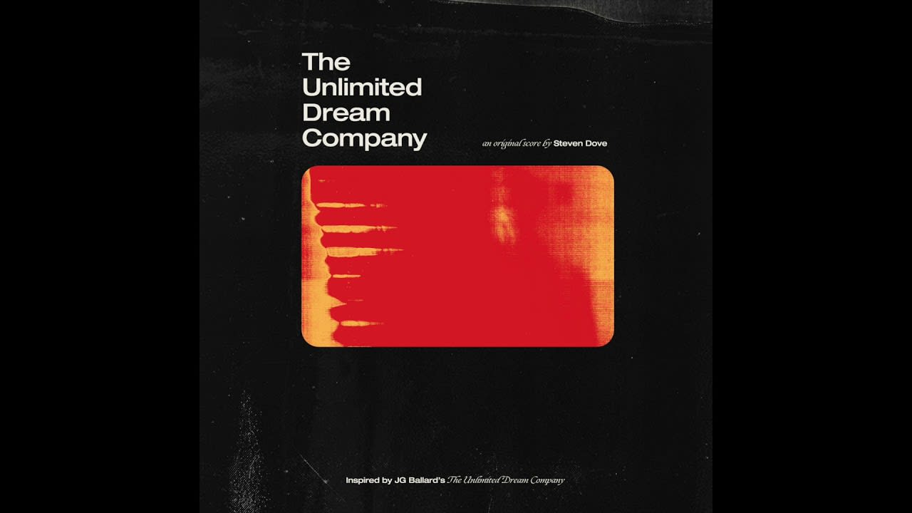JG Ballard - The Unlimited Dream Company