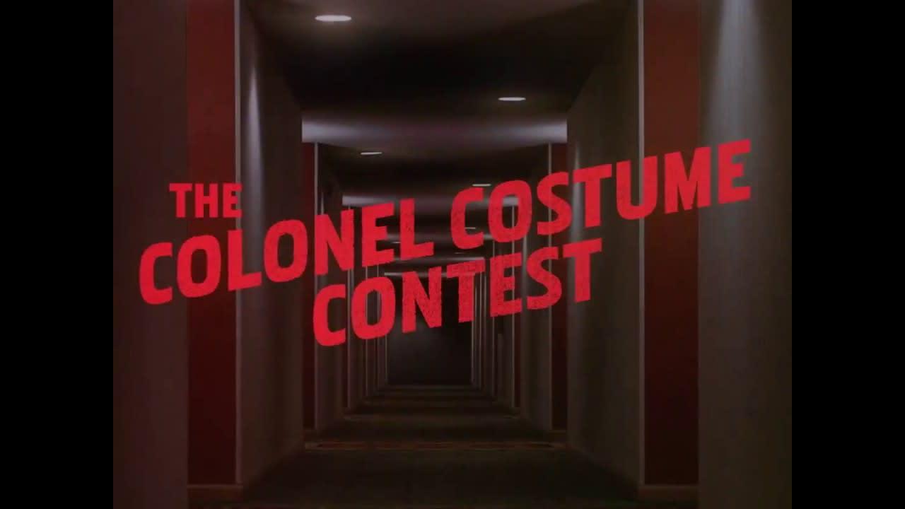 KFC Halloween costume contest