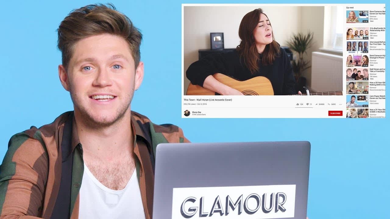 Glamour You Sang My Song: Niall Horan Episode