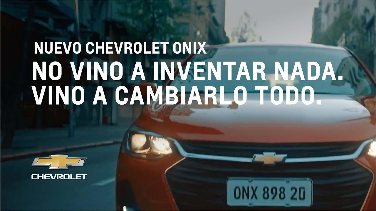 Chevrolet Onix LAUNCH SPOT