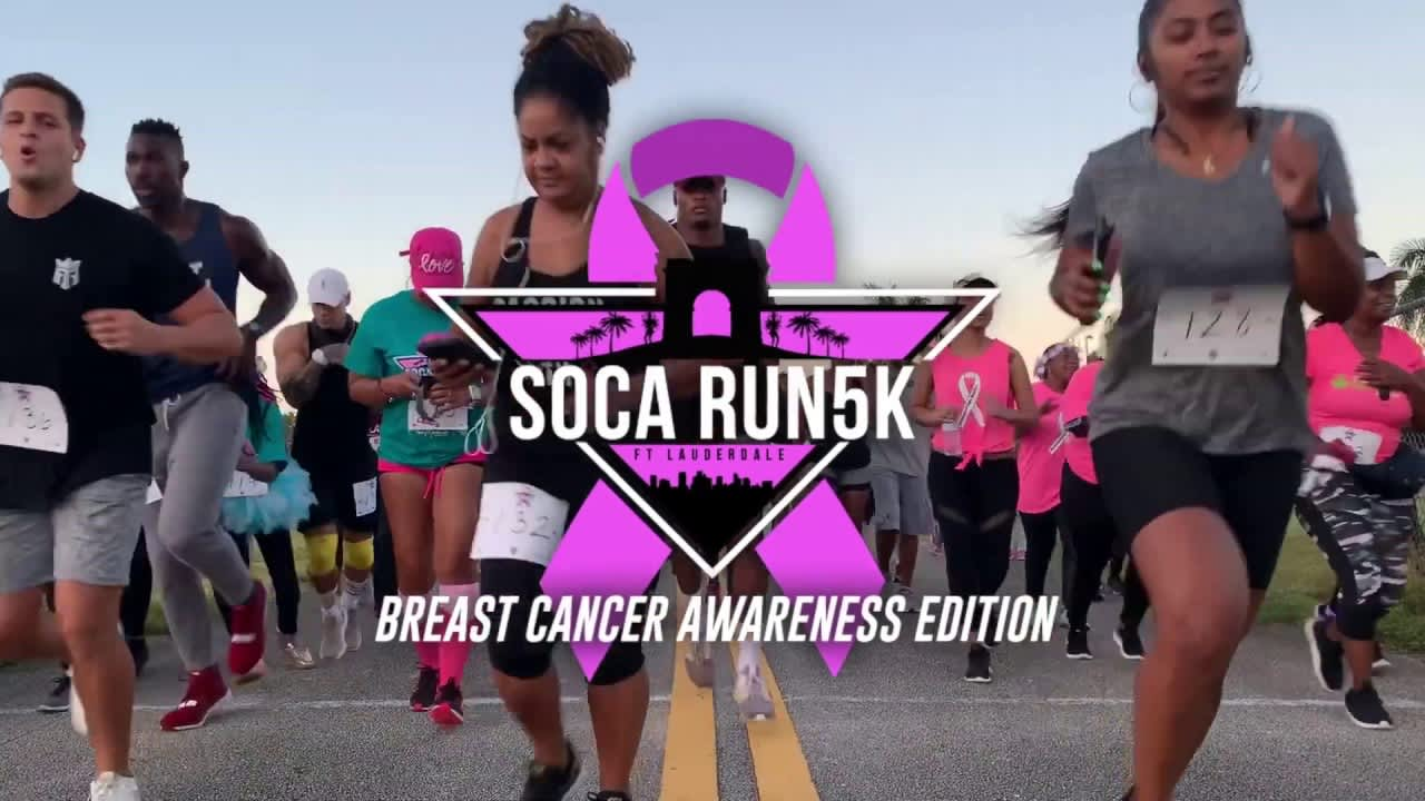 Soca Run 5K Social Media Management