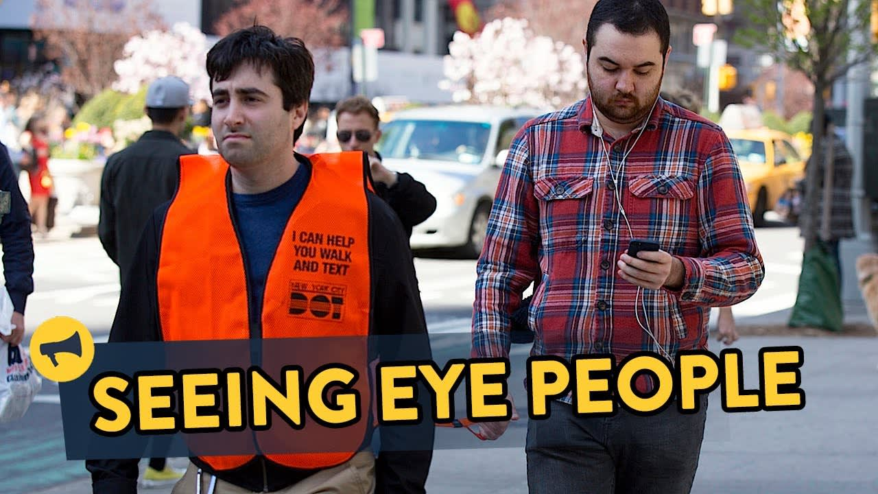 Seeing Eye People