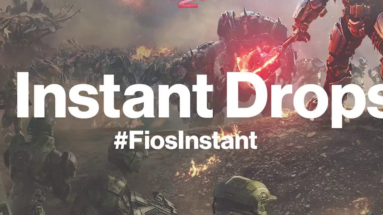Fios Instant Internet - Halo Wars Launch