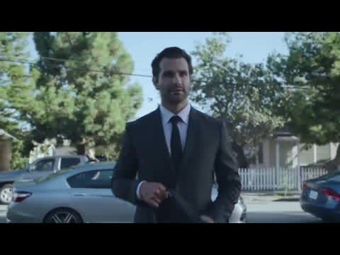 "Honda Accord ""Delivery Man"""