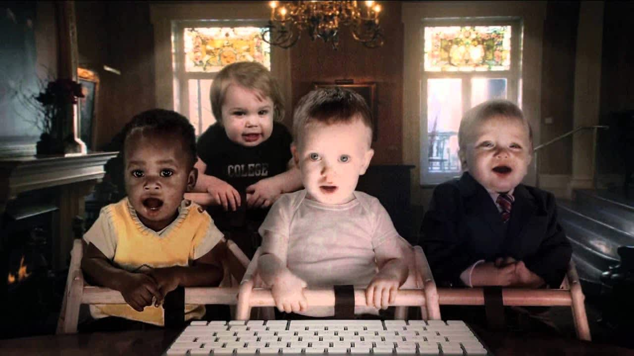 """E*Trade """"Baby Barbershop Quartet"""""""