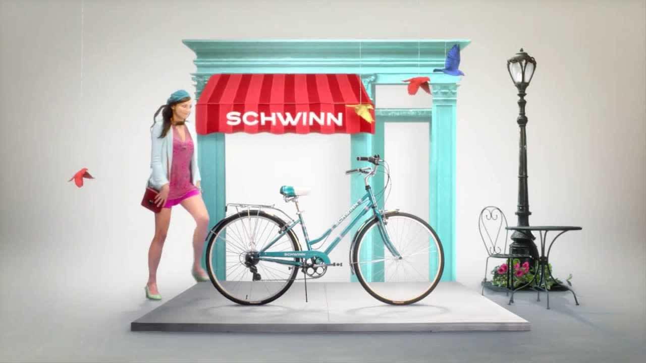 Schwinn/Target Ad