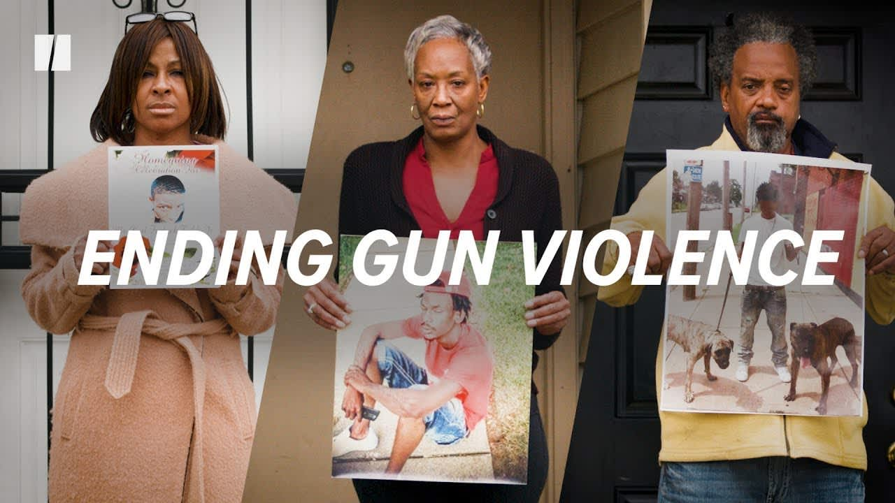 HuffPost: Meet The Group That Steps In To Stop Gun Violence In St. Louis