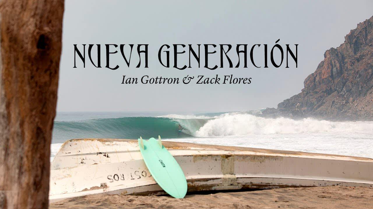 Surfer Magazine - Mexico - Asymmetrical Twins