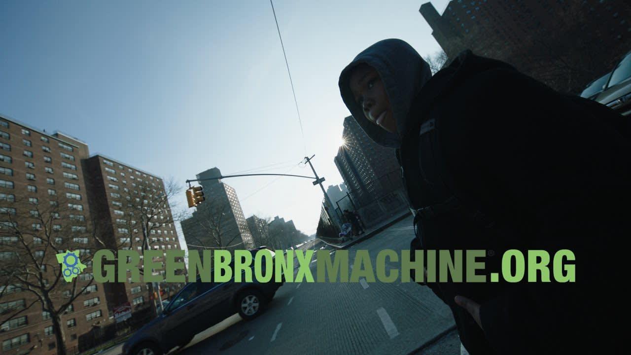 The Green Bronx Machine