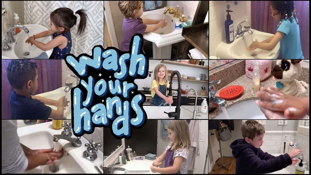 """Wash Your Hands"" Music Video"