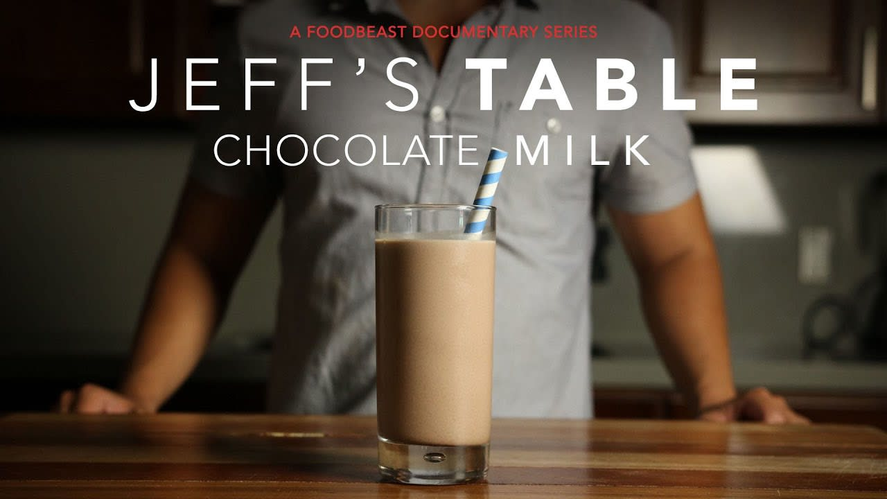 Jeff's Table: a Chef's Table parody