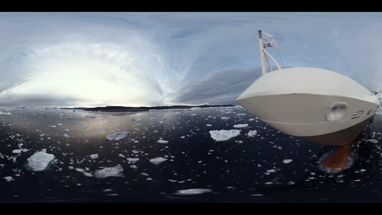 The Guardian - Arctic 360