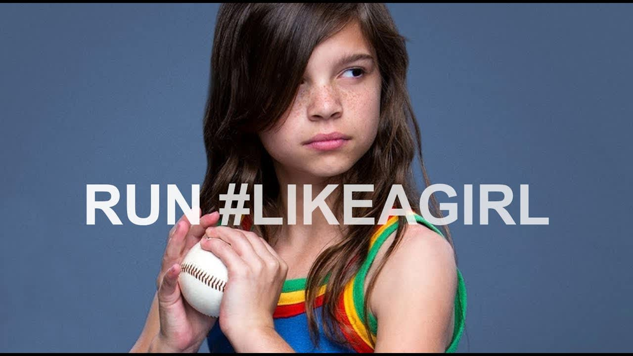 Always Run #LikeAGirl