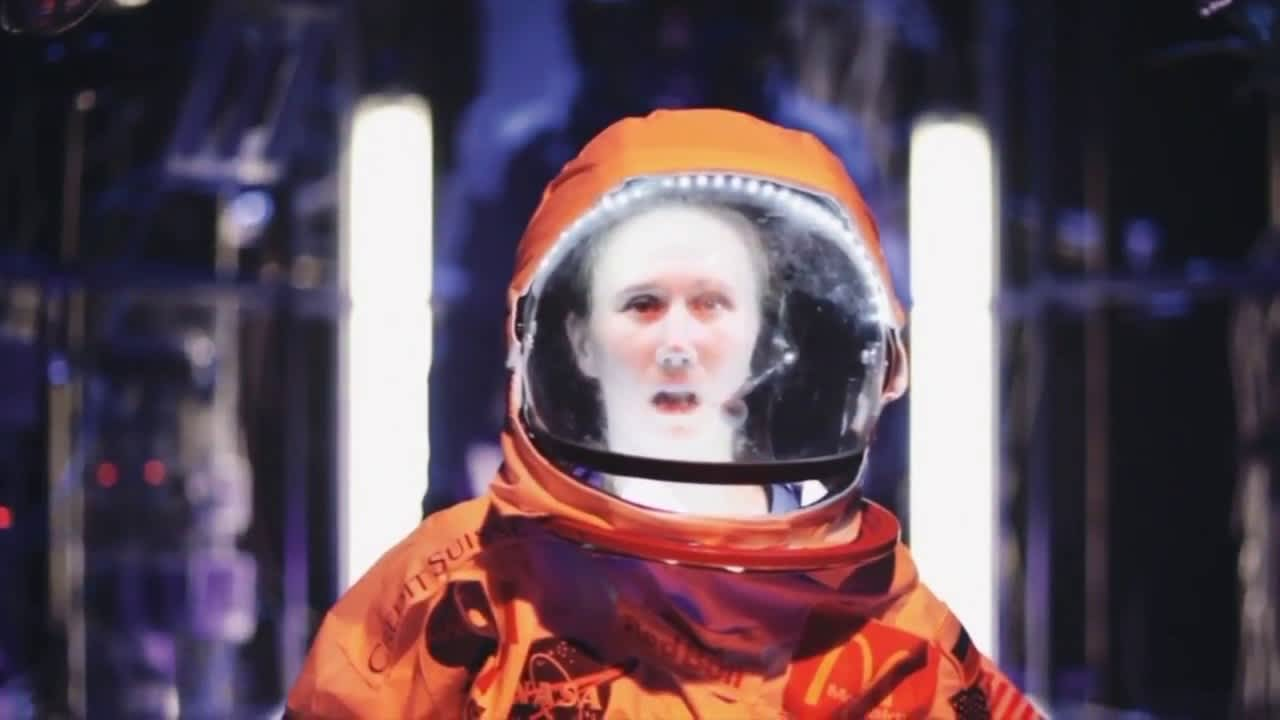 Spaceman - Loading Dock Theatre