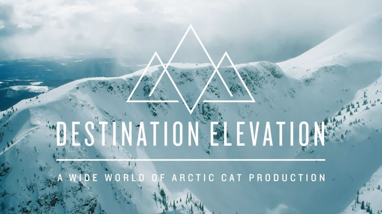 Arctic Cat / Destination Elevation