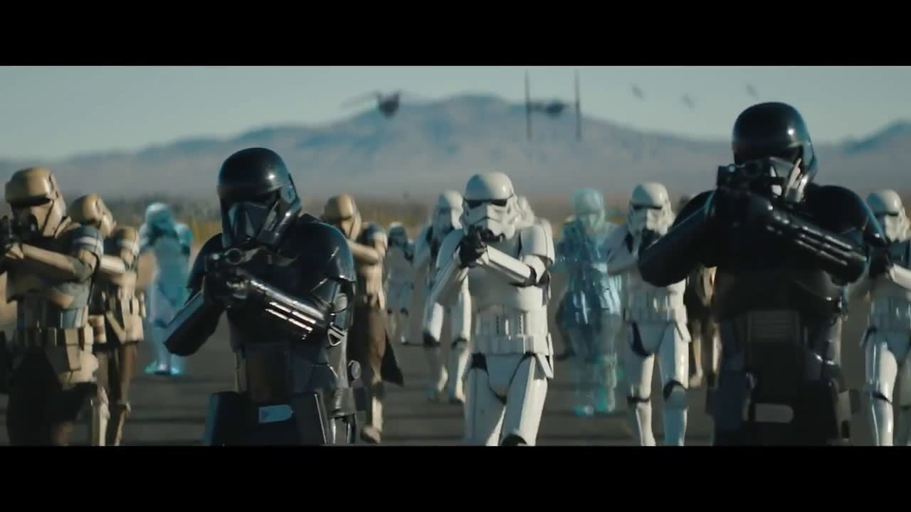 """2017 Nissan Rogue """"ROGUE ONE A STAR WARS STORY Battle Tested"""""""
