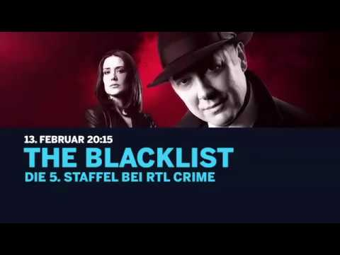 The Blacklist - Season 5 - Trailer
