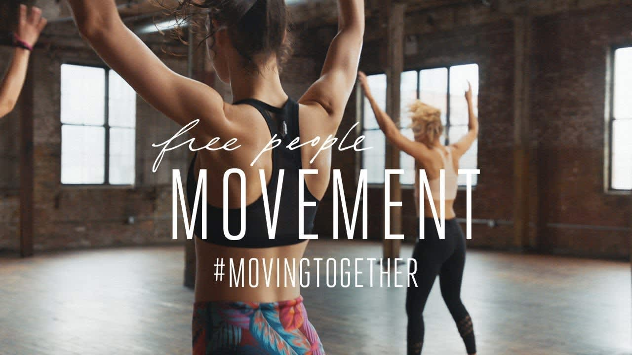 Free People: Moving Together
