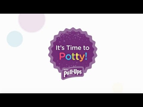 Pull-Ups® Time to Potty TVC & OLV