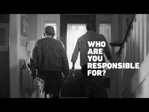 """Who Are You Responsible For? """"Laces"""""""
