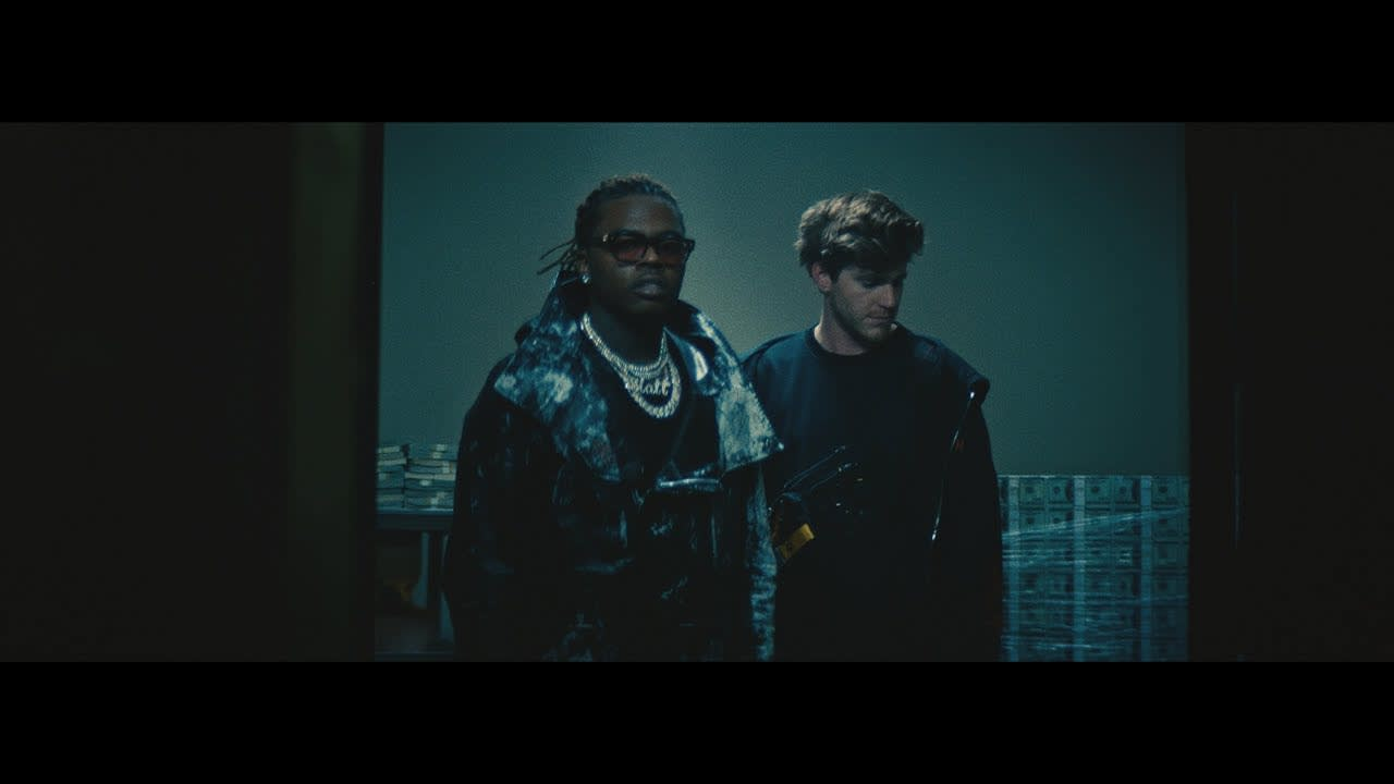 NGHTMRE & Gunna - CASH COW (Official Video) [Ultra Music]