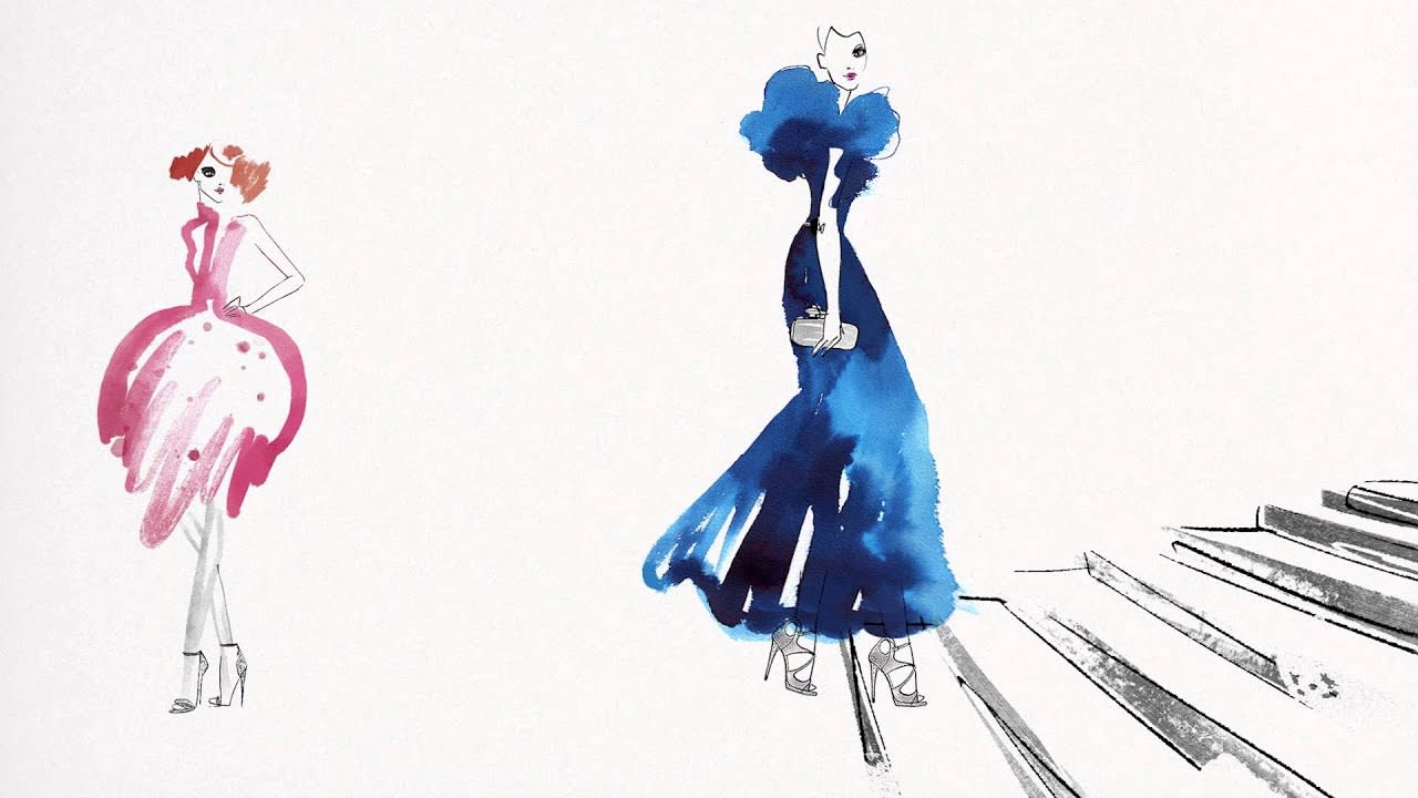 Jimmy Choo Cell Animation