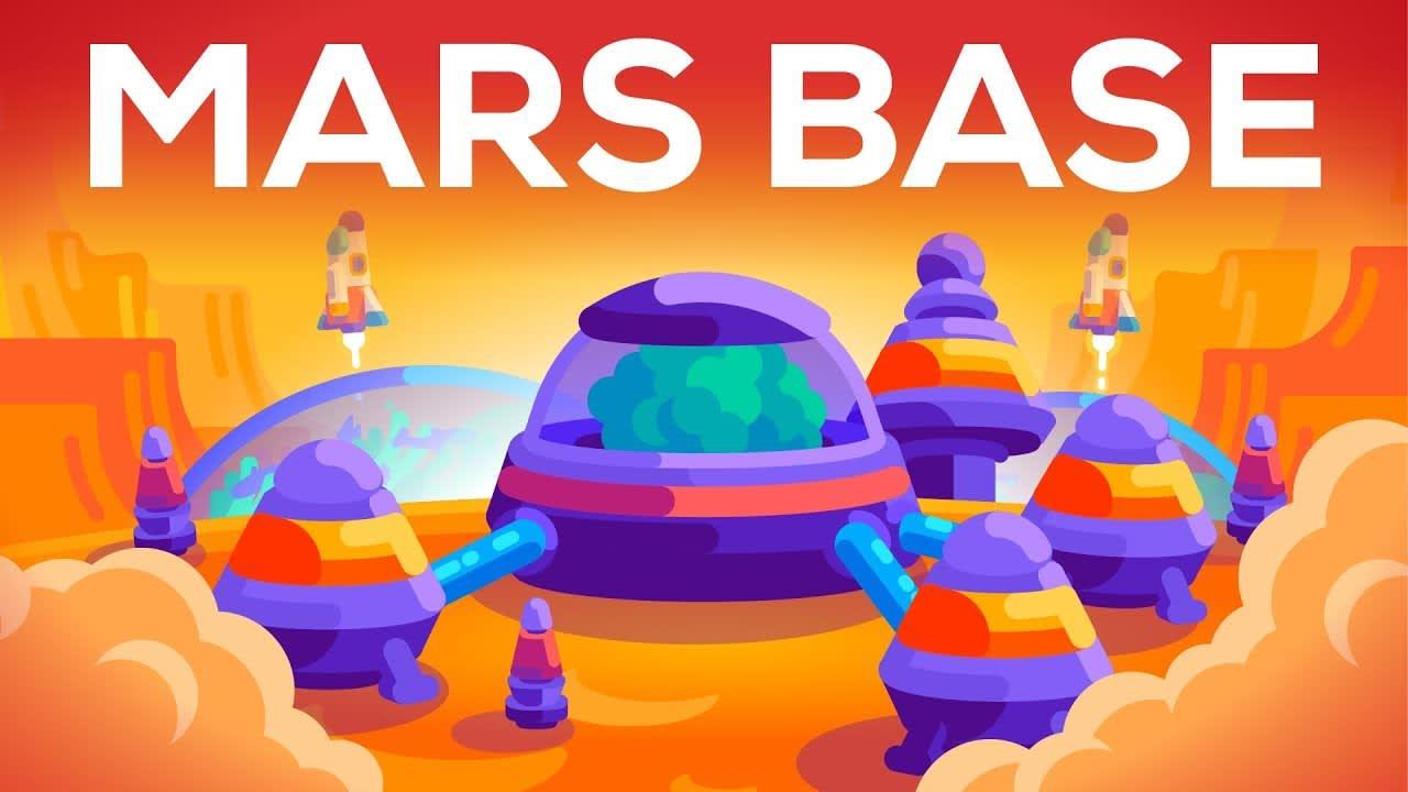 Kurzgesagt: Mars Base