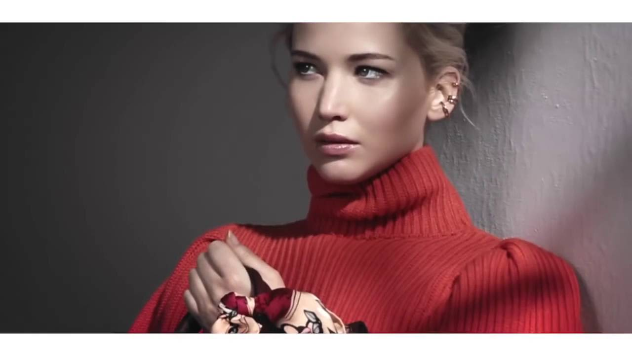 Dior Fall 2016 Ad Campaign Featuring Jennifer Lawrence