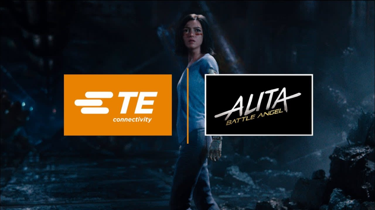 TE Connectivity | Alita: Battle Angel