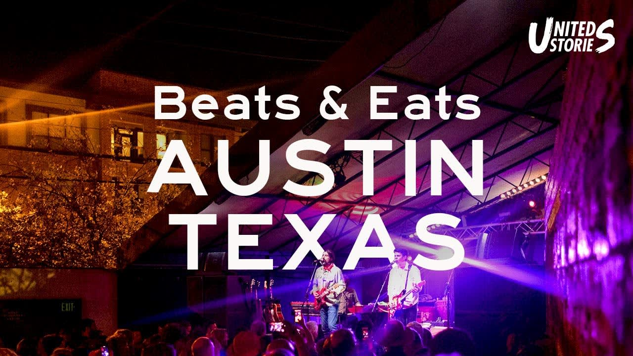 Beats and Eats in Austin, Texas