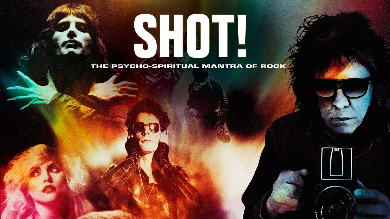 """SHOT! The Psycho-Spiritual Mantra Of Rock"""