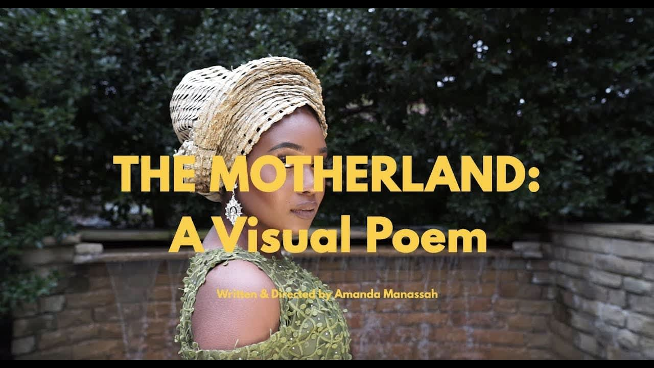 The Motherland: A Visual Poem