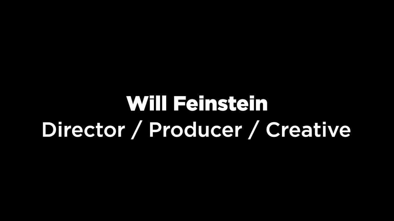 Will Feinstein - Reel