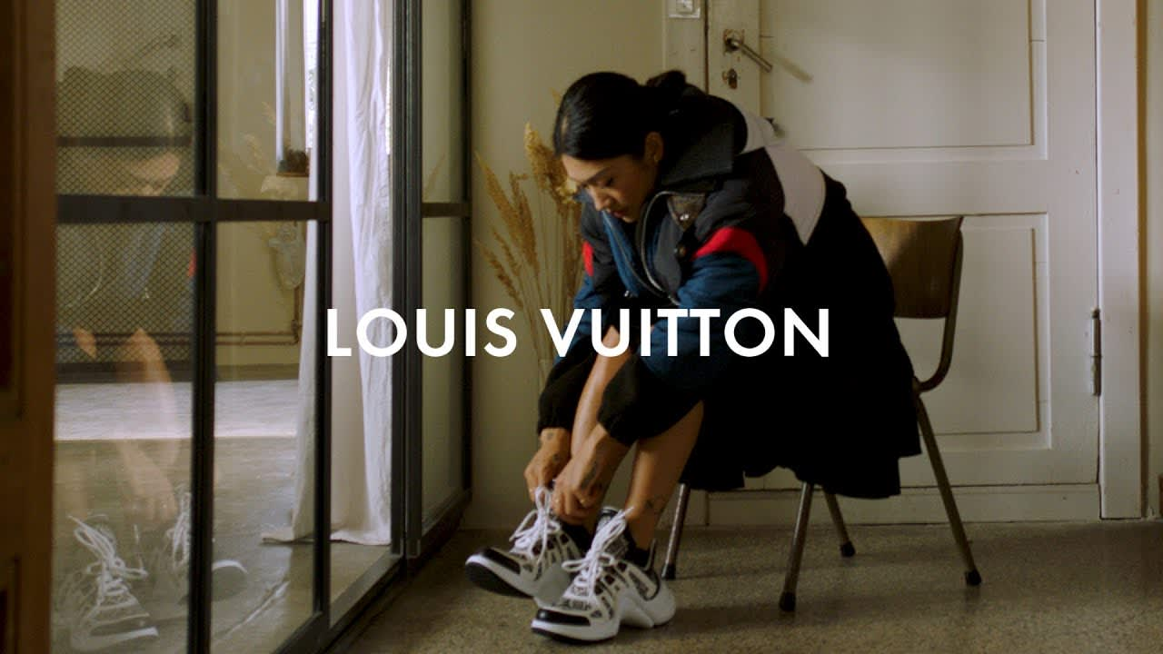 Louis Vuitton: A Mile In Her Shoes with Peggy Gou