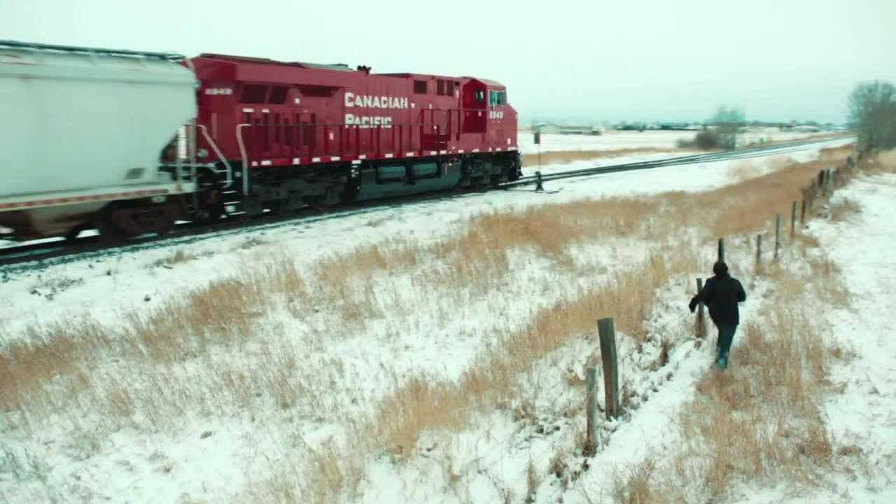 CANADIAN PACIFIC RAILWAYS