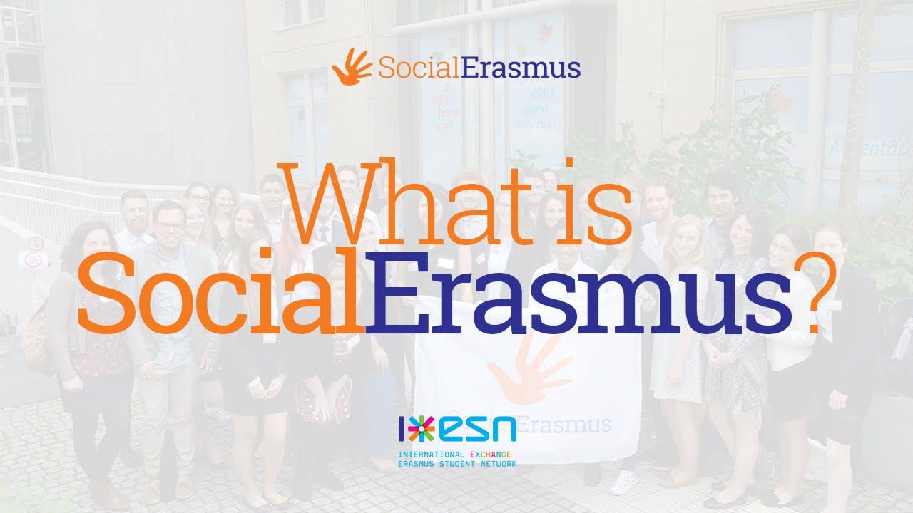 What is SocialErasmus?