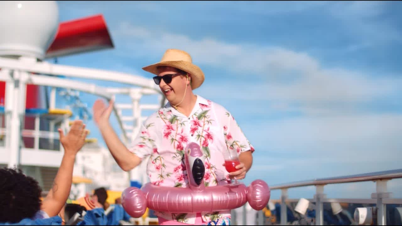 """Carnival Cruise Line """"The Fun Ones"""""""
