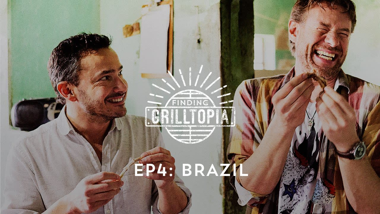 Hellmann's 'Finding Grilltopia' Episode #4