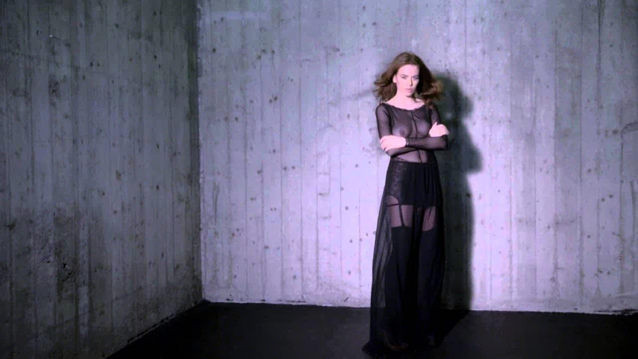 Paloma Casile Lingerie Campaign