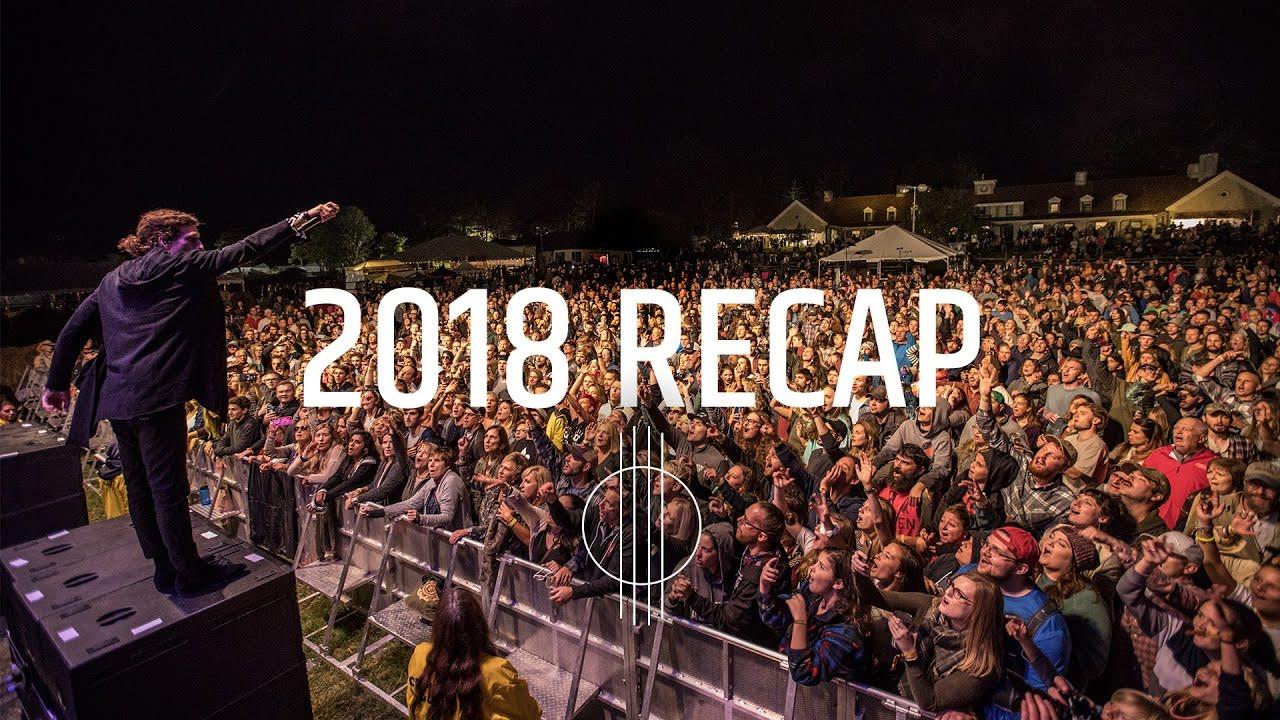 Borderland Music Festival   2018 Recap