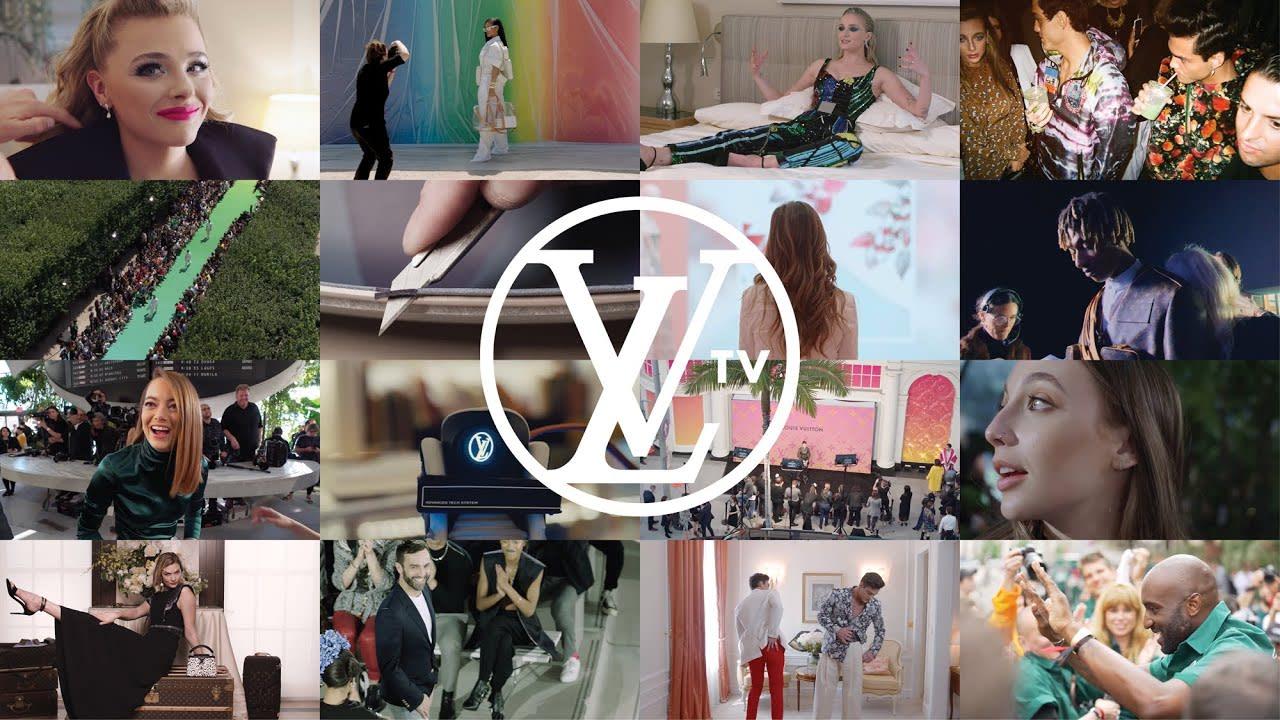 Louis Vuitton: LVTV