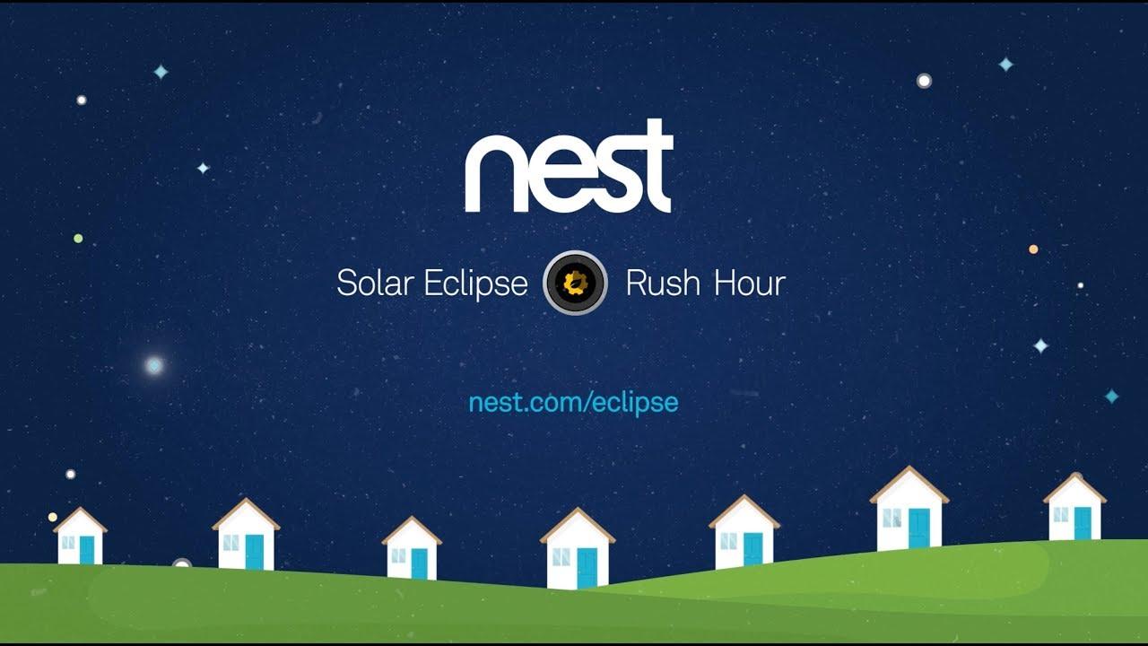 Nest Solar Eclipse