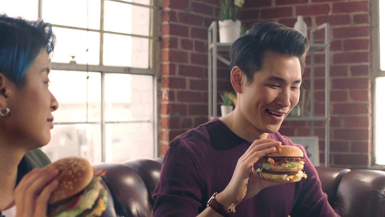 McDonald's Classics with Bacon
